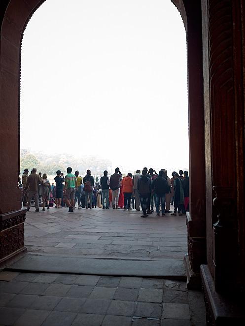 Taj Mahal 4 januari 2017 2