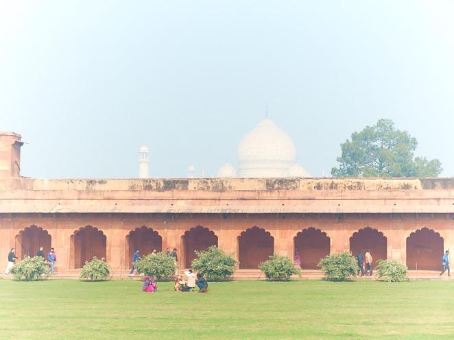Taj Mahal 4 januari 2017